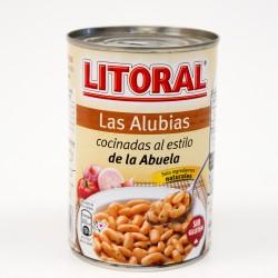 ALUBIAS ESTOFADAS, LITORAL