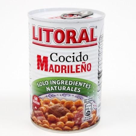 COCIDO MADRILEÑO, LITORAL