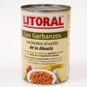 GARBANZOS DE LA ABUELA, LITORAL