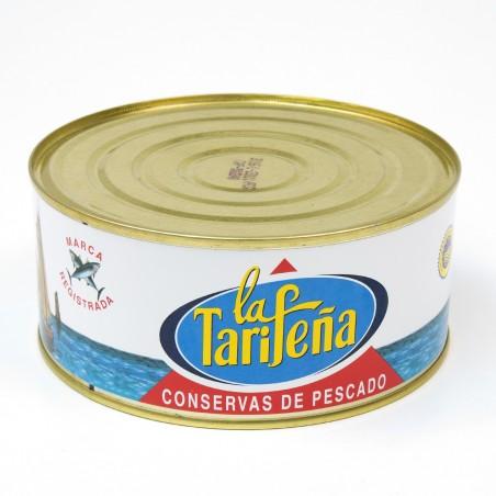 FILETES DE CABALLA DE ANDALUCIA ACEITE GIRASOL (LA TARIFEÑA) 975 GR.