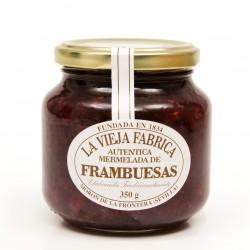 MERMELADA DE FRAMBUESAS LA VIEJA FABRICA
