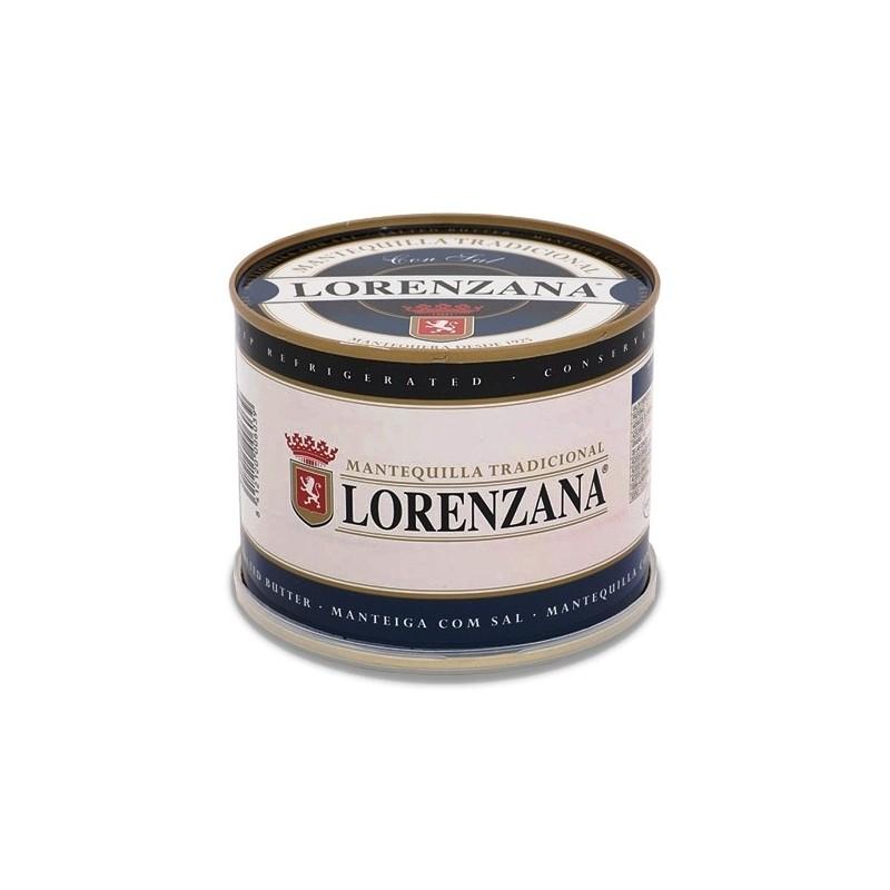 MANTEQUILLA LORENZANA TRADICIONAL CON SAL