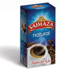 CAFE SAIMAZA MOLIDO 2 PAQUETES
