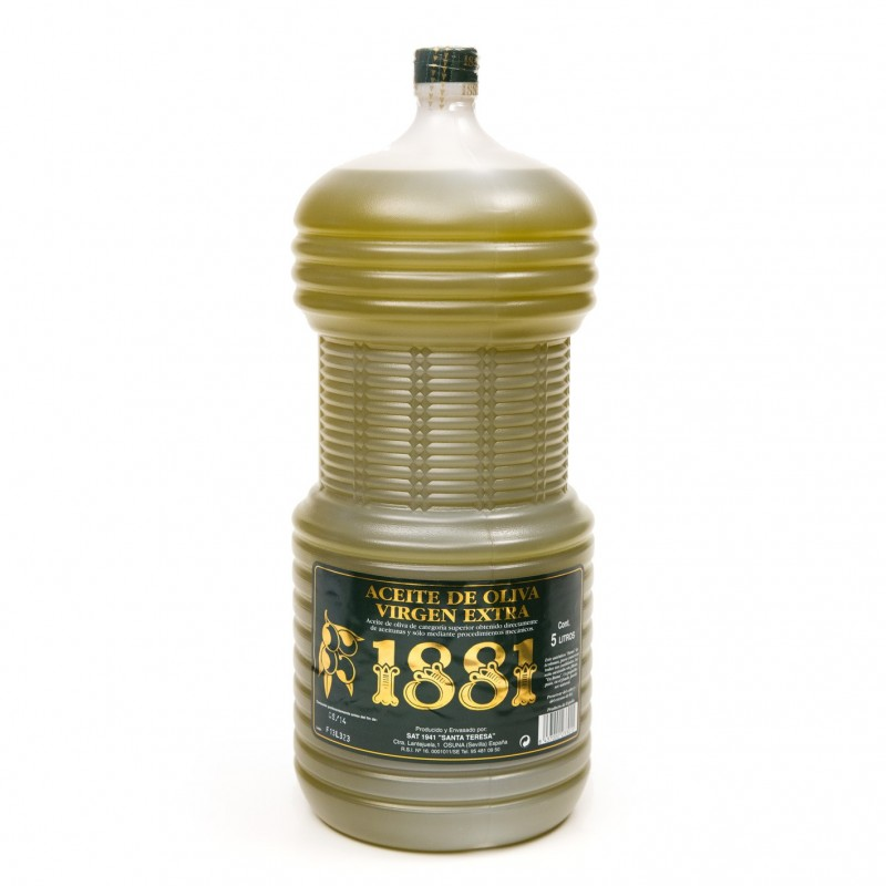 1881 ACEITE DE OLIVA VIRGEN EXTRA (CAJA GF 5 LT)