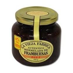 MERMELADA DE FRAMBUESAS DIET LA VIEJA FABRICA