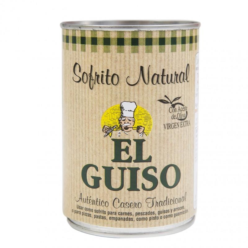 SOFRITO NATURAL EL GUISO