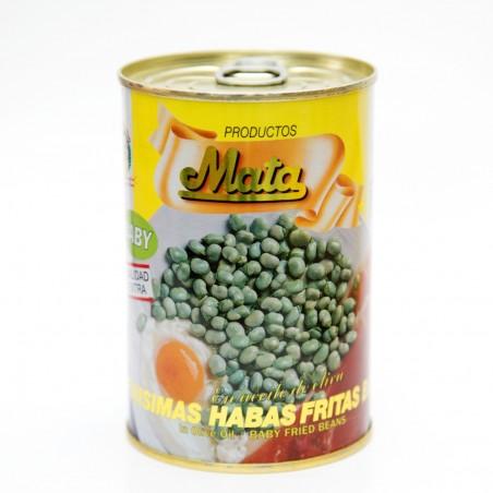 HABITAS FRITAS EN ACEITE DE OLIVA MATA