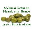 ACEITUNAS PARTIDAS DE LA PLAZA