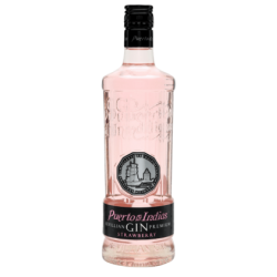 GIN PUERTO DE INDIAS PREMIUM STRAWBERRY