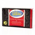 FILETES DE CABALLA DE ANDALUCIA ACEITE OLIVA (LA TARIFEÑA) 120 gr