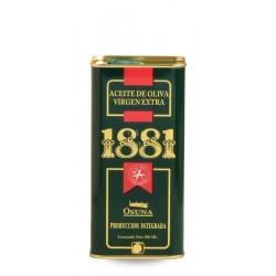 ACEITE DE OLIVA VIRGEN EXTRA 1881 (LATA 500 ML)