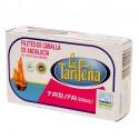 FILETES DE CABALLA DE ANDALUCIA ACEITE GIRASOL (LA TARIFEÑA) 120 gr