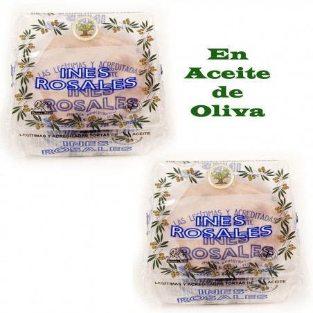TORTA DE ACEITE DE OLIVA DE INES ROSALES 2 PTE.